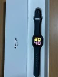 Apple Watch Série 3 38mm Cinza Espacial