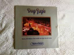 Lp Deep Purple Made in Europe