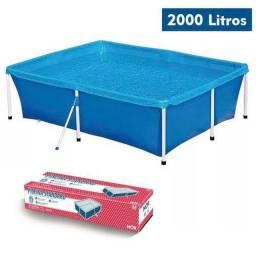 Piscina standard 2000 litros