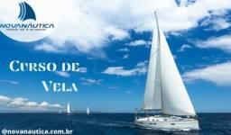 Aula de vela é com a nova Nautica