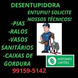 ATENDEMOS 24 horas em todos os bairros de Manaus desentupimento em geral