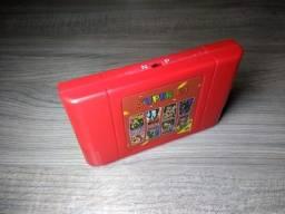 Cartucho Everdrive Nintendo 64 - Todos os jogos em um cartucho só
