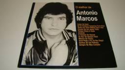 LP Vinil - O melhor de Antonio Marcos - 1.992
