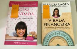 Livros de finanças e de casais