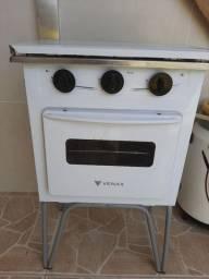 Fogão venax 2 bocas + forno