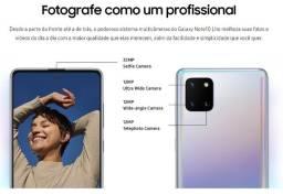 """Samsung Galaxy Note 10 Lite Vermelho, Tela de 6,7"""", 4G, 128GB (novo) Lacrado - Nota Fiscal"""