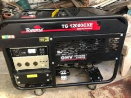 Gerador Toyama gasolina  TG 12000CXE - NOVO!