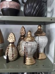 Artefatos de cerâmica