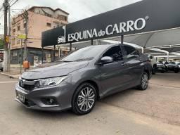 Honda city ex ipva 2021 pago 48.000 km unico dono sem detalhes