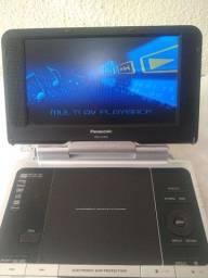 Dvd portátil Panasonic