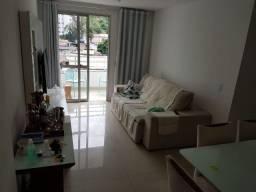 Apartamento com 3 dormitórios à venda, 95 m² - Vital Brasil - Niterói/RJ