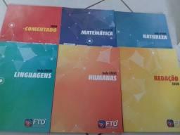 Livros para estudo do Enem
