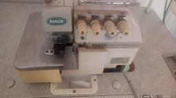 Vende-se máquina interloque marca Maqui