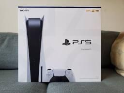!!Queima de Estoque - Playstation 5 825GB Mídia Fisica com 1 ano de garantia!!