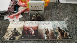 Box de colecionador Assassin's Creed.