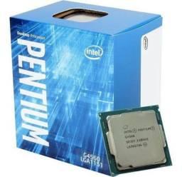 Processador Intel  Pentium G4560 de 7° Geração  3.5ghz