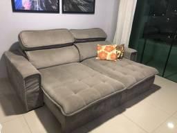 Vendo sofá retrátil 2m