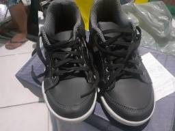 Sapatos masculino novo e semi novo
