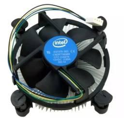 Cooler Intel Original Lga 1156/1155/1150/1151 I3 I5 I7 Sem Presilhas