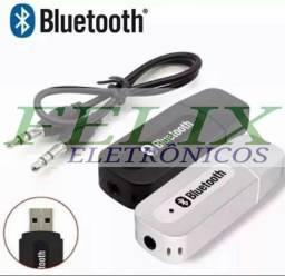 Adaptador Bluetooth para som automotivo