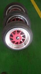 Vendo roda 15 taluda 4/100