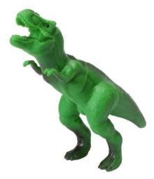 Boneco dinossauro amigo super toys 28 cm