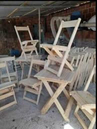 FABRICA mesas e cadeiras dobraveis