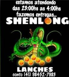 Título do anúncio: SHENLONG LANCHES