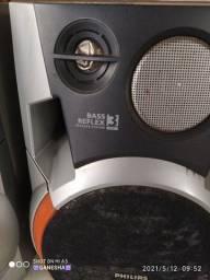 2 Caixas acústicas Philips