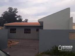 Título do anúncio: Casa com 2 dormitórios à venda, 70 m² por R$ 140.000,00 - Jardim Paraiso - Mandaguaçu/PR