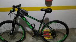 Bicicleta Ksw aro 29 Cambio Altus 27v