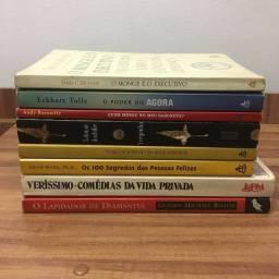 Livros por R$5 cada