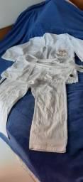 Título do anúncio: Kimono Infantil (4-7 anos) USADO