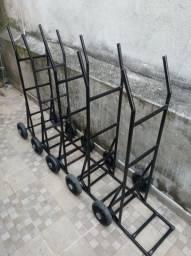 Fabricamos carrinhos de carga !