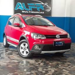 Vw - Volkswagen CrossFox 1.6  Flex / 2011Completo  ? Apenas 78 mil Rodados