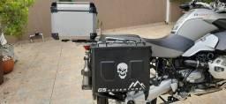 top case, baú, bauletos de alumínio para moto bmw gs 1200