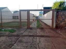 Casa com 2 dormitórios para alugar, 50 m² por R$ 800,00/mês - Piratininga - Campo Grande/M