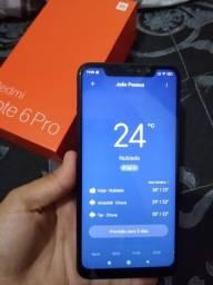 Xiaomi note 6 pro 64gb