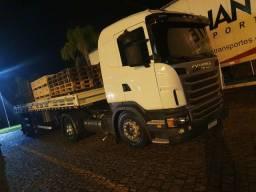 Scania carreta 2 eixos