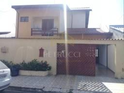 Casa à venda com 3 dormitórios em Parque via norte, Campinas cod:CA007257
