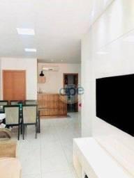Apartamento de 3 quartos, suíte, 125 m² por R$ 700 mil - Praia da Costa, Vila Velha/ES
