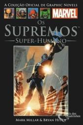 Os Supremos Super Humano #28
