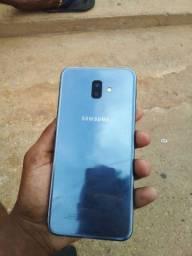 Samsung J6+ semi novo