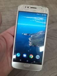 Motorola Moto G5 S Gold 32GB Biometria