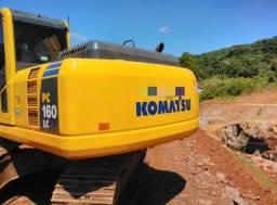 Escavadeira PC160