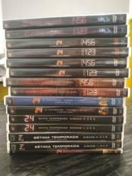 Coleção 24 Horas (7 Temporadas)