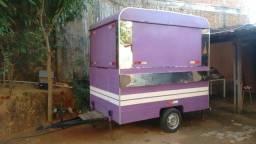 Treiler Trailer food truck