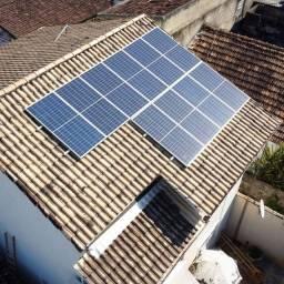 Título do anúncio: Energia solar na sua casa