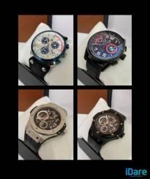 Relógios Suíços, 12x sem juros!!