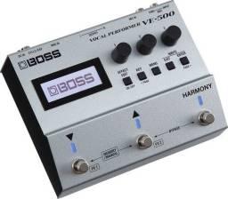 Pedal Boss Ve 500 Vocal Performer Processor - Somos Loja